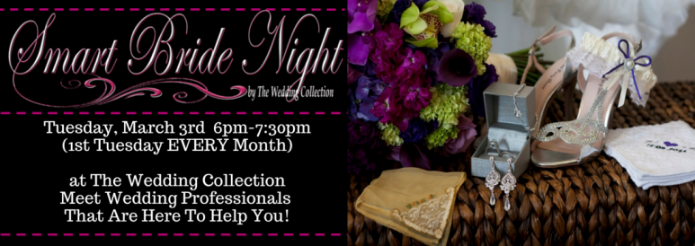 Smart Bride Night at The Wedding Collection